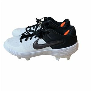 New Nike Air Zoom Dragon Black Cleats Size 8